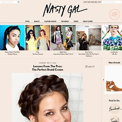 Nasty Gal Blog