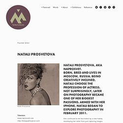 Natali Prosvetova — The New Era Museum