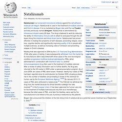 Natalizumab - Wiki