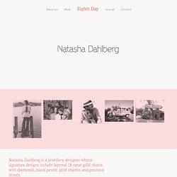 Natasha Dahlberg