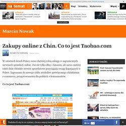 Zakupy online z Chin. Co to jest Taobao.com