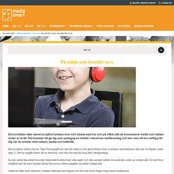 På nätet och framför tv:n - Media Smart