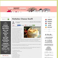 Nathalie's Cheese Soufflé