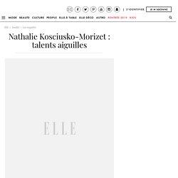 Nathalie Kosciusko-Morizet : talents aiguilles