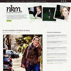 IDéNum: petites mises au point « Nathalie Kosciusko-Morizet