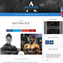 Nathan Roe – Aesthetics Academy