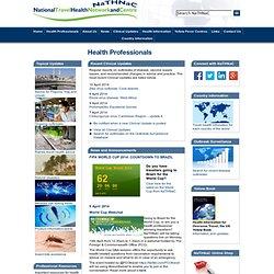 NaTHNaC Health Professionals