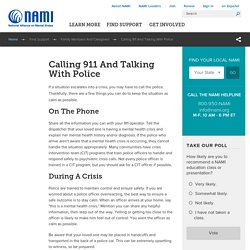 NAMI: National Alliance on Mental Illness