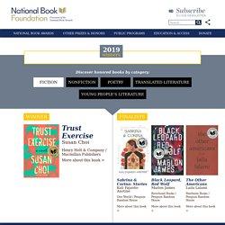 National Book Awards 2019 - National Book Foundation
