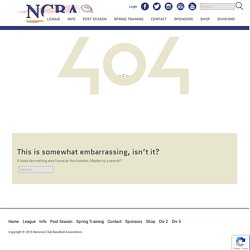 The National Club Baseball Association -- Official Site