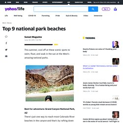 Top 9 national park beaches on Shine
