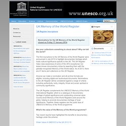 UK National Commission for UNESCO