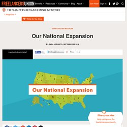 Our National Expansion