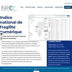Indice national de fragilité numérique