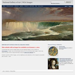 National Gallery of Art | NGA Images