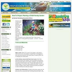 Gardening pearltrees for National gardening association