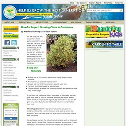 Plants design 101 pearltrees for National gardening association