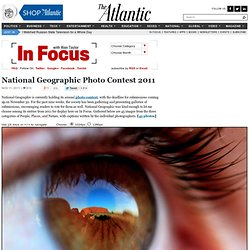 In Focus - National Geographic Photo Contest 2011