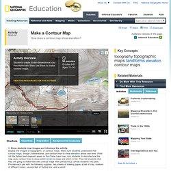 Make a Contour Map