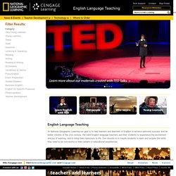 National Geographic Learning - English Language Teaching & Learning (ELT)