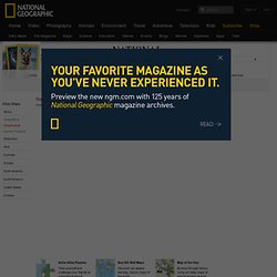 National Geographic Magazine - NGM.com