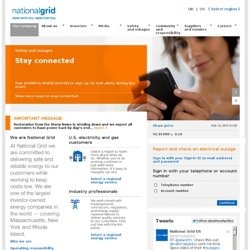Welcome to National Grid