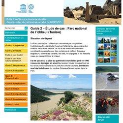 Guide 2 – Étude de cas : Parc national de l'Ichkeul (Tunisie)