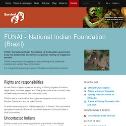 FUNAI - National Indian Foundation (Brazil)