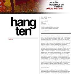 National Indigenous Art Triennial '07:Culture Warriors