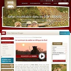 Parc National Kruger - Safari en Afrique
