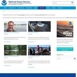 s National Ocean Service Ocean Podcast