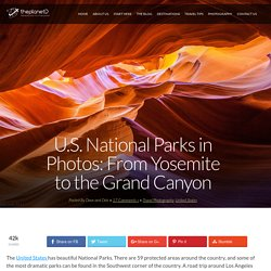 U.S. National Parks in Photos: From Yosemite to the Grand Canyon