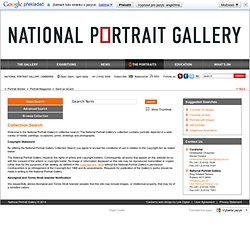 National Portrait Gallery, Canberra - Portraits
