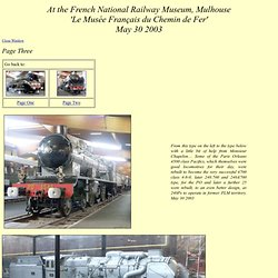 French National Railway Museum