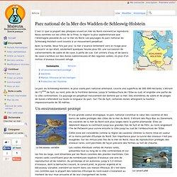 Parc national de la Mer des Wadden de Schleswig-Holstein - Maïeuta