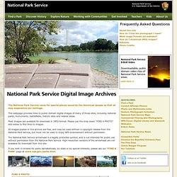 National Park Service: Digital Image Archive
