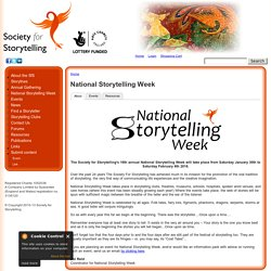 The Society for Storytelling