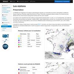 Réseau National de Surveillance Sismique / ReNaSS