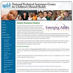 National Technical Assistance Center for Children's Mental Health