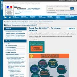 TraAM Doc 2016-2017 : laboratoires de pratiques numériques