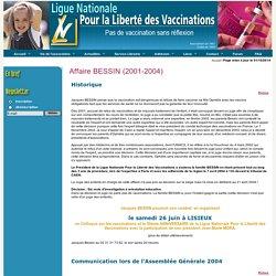 Ligue Nationale Pour la Liberté des Vaccinations,
