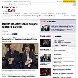 Gaudin dérape à son tour à Marseille