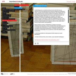 LA CAMBRE / Ecole nationale supérieure des arts visuels
