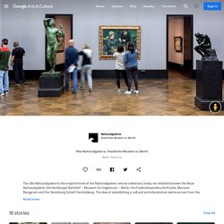 Alte Nationalgalerie, Staatliche Museen zu Berlin, Berlin, Allemagne — Google Arts&Culture
