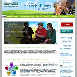 NationalPeaceAcademy.us