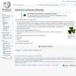 Symboles nationaux irlandais