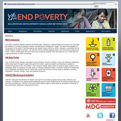 UN Millennium Development Goals