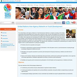 United Nations Inter-Agency Network on Youth Development