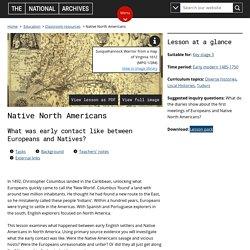 Native North Americans