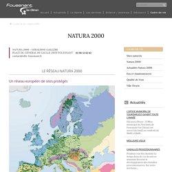 Natura 2000 – Mairie de Fouesnant – les Glénan